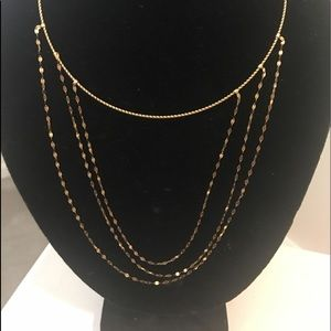 14 Carat Gold chain necklace